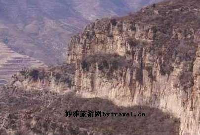 兴县--石楼山风景区