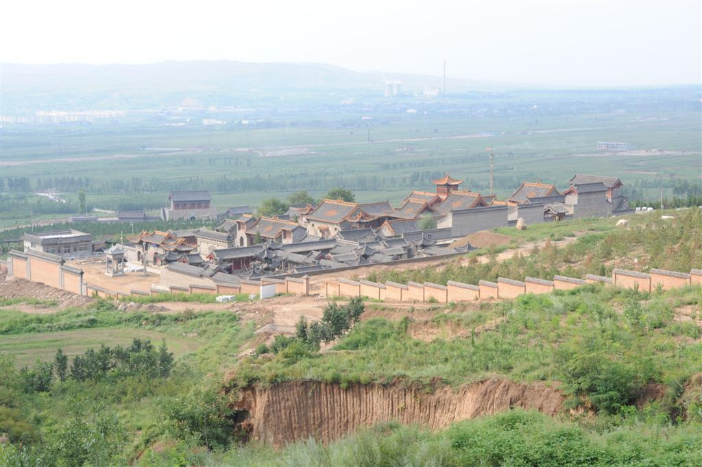 灵石县——介林风景区